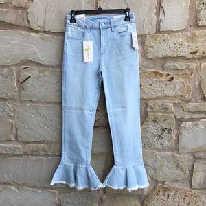 Vince Camuto Jeans - NWT Vince Camuto Light Flounce-Hem Flared Jeans 2